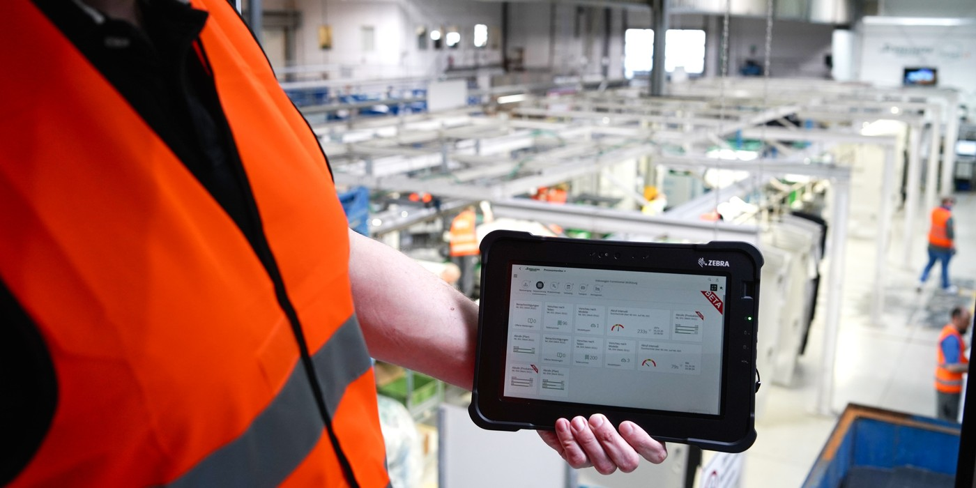 Digitization changes the business model of logistics service providers